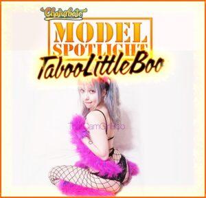 Entrevista a TabooLittleBoo