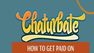 Información de pago de Chaturbate